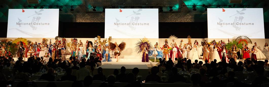 MISS INTERNATIONAL 2015大会の様子