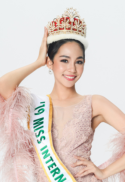 Miss International 2019 Winner