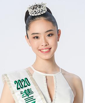 ヴィーナス インターナショナル 日本 代表 二階堂夢の大学、ミスコン、本名は?無料で視聴できる動画が判明!