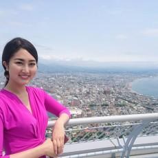 函館市内を観光