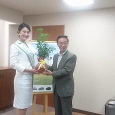 ふれあいグリーンキャンペーンin宮城県・仙台市