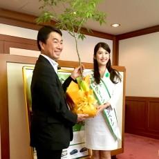 トヨペットふれあいグリーンキャンペーンin仙台